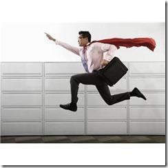 jakość supermena