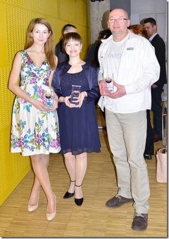 Laureaci Gali Ebook Roku 2013 Anna Kęska Anna Tabisz Krzysztof Spadło
